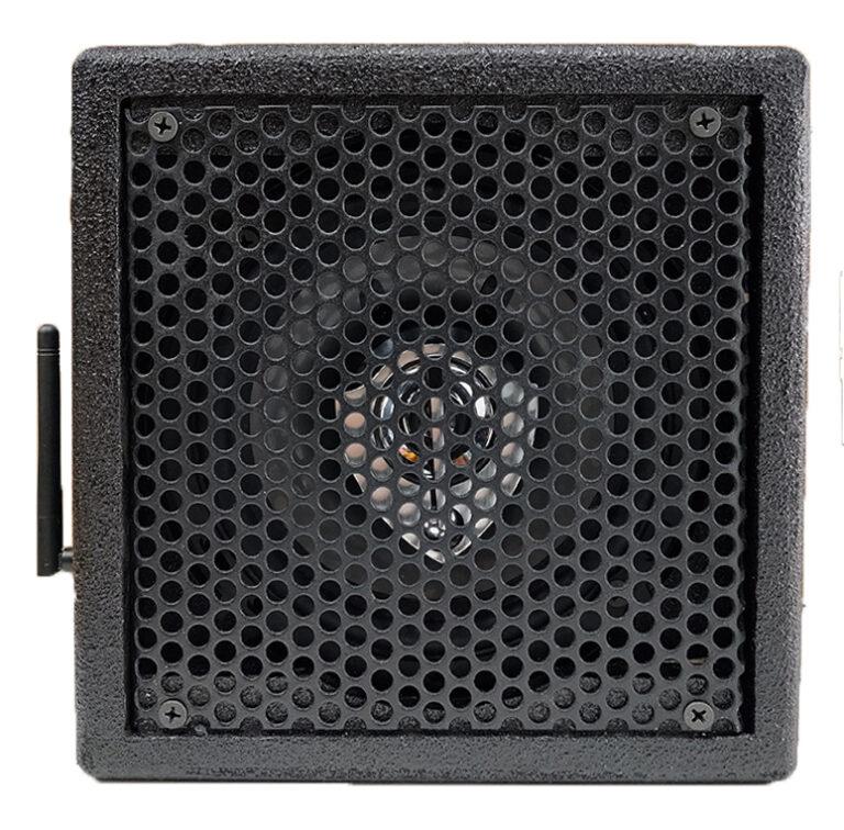 IP multicast speaker